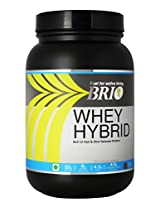 Brio Whey Hybrid - 1 kg (Vanilla)