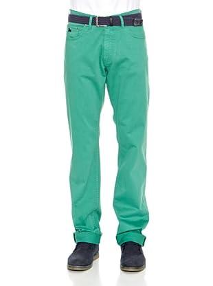 Toro Pantalón 5 Bolsillos (Verde Menta)