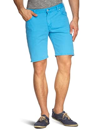Campus Shorts (Blau)