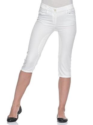 Timberland pantalone capri (bianco)