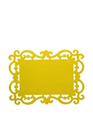 Bitossi Home  Set Mantel 12 Uds. Baroque Amarillo