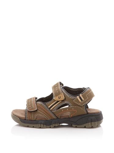 umi Nyoni Active Sandal (Toddler/Little Kid/Big Kid) (Olive)