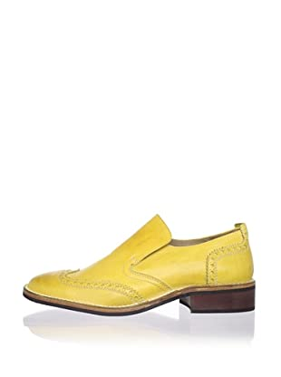 J Artola Men's Nick Slip-On (Yellow)