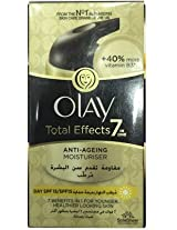 Olay Total Effects 7 in One Day Anti - Ageing Moisturiser (50ml) Imported