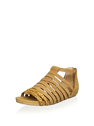 Australia Luxe Collective Women's Alba Open Sandal (Tan)