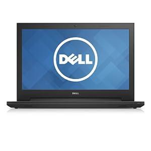 Dell  541-600BLK 15.6-inch Laptop (Core i3-E1-6010/4GB/500GB HDD/Linux/AMD Radeon R2 Graphics), Black