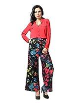 Kytes Womens Trouser (5164-1-3Xl -Multi-Coloured -Xxx-Large)