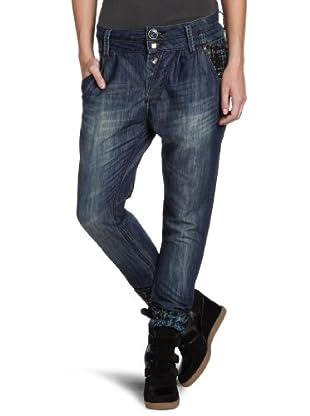 Desigual Pantalón 27D2661 (Azul)