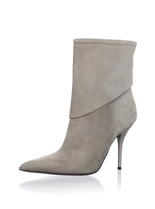 Calvin Klein Collection Women's Kavie Stiletto Bootie (Truffle)