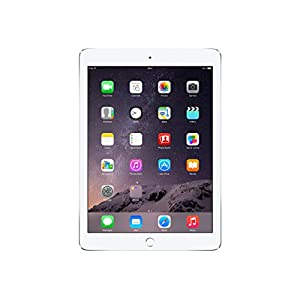 Apple iPad Air 2 (Silver, 64GB, WiFi + Cellular)