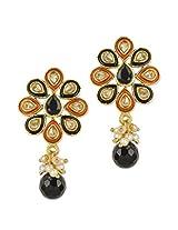 Blissdrizzle pearl Dangle & Drop Earring For Women ( Multi-Color )