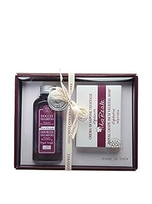 Erbario Toscano Royal Grape 2-Piece Shampoo & Soap Gift Set