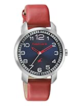 Fastrack Analog Blue Dial Women's Watch - 6111SL02
