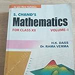 S.Chands mathematics for class 12 cbse volume 1