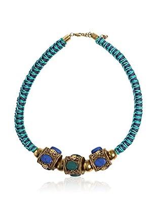 Alibey Halskette  blau