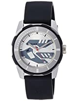 Fastrack Economy 2013 Analog Multi-Color Dial Men's Watch - 3099SP01