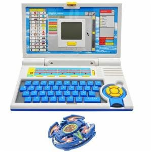 Super Combo Learner Laptop & Spinning Top