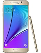Samsung Galaxy Note 5 (4G) | Gold Platinum | 64 GB