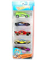 Hot Wheels - 5 Cars pack Spin Storm 5