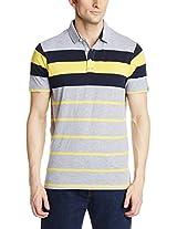 Basics Men's V-Neck Cotton T-Shirt