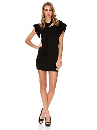 Fornarina Vestido Cartenella (negro)