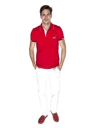 Giorgio Di Mare Polo Machsrio (Rojo)