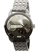 Diesel End of Season Chronograph Silver Dial Men's Watch - DZ7330