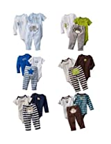 Carters Preemie Newborn 3 6 9 12 18 24 Months Baby Boy Bodysuit Set Pants Outfit