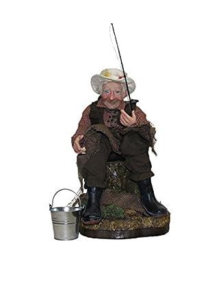 Kurt Adler Jacqueline Kent Fisherman