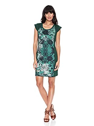 Desigual Vestido Love Love B (Verde)