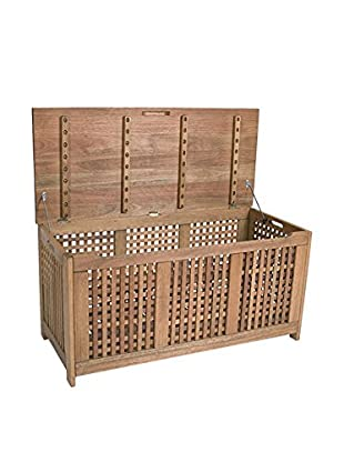 Amazonia Porto Real Eucalyptus Chest, Brown