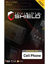 InvisibleShield for Motorola Droid RAZR M (Screen) - 1 Pack - Retail Packaging - Clear