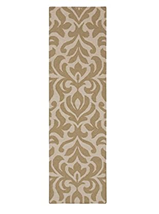 Surya Market Place Damask Hand-Woven Rug