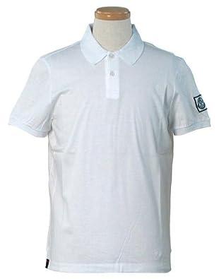 モンクレール メンズポロシャツ MONCLER 並行輸入品 ホワイト