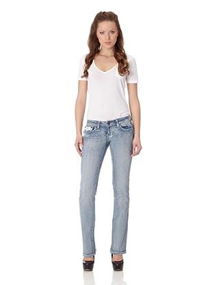 Antique Rivet Jeans Crystal (eve)