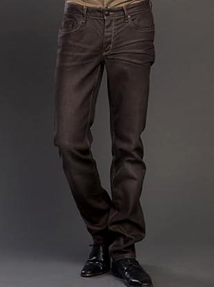 Ikks Pantalón (marrón)