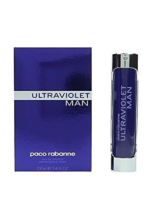 Paco Rabanne Eau de Toilette Hombre Ultraviolet 100.0 ml