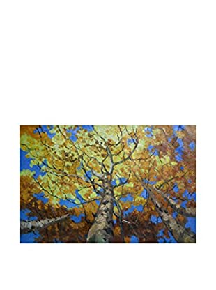 LegendArte  Wandbild Baumspitzen