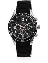 Dk10255-4 Black/Grey Analog Watch