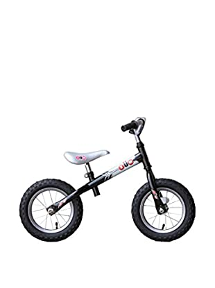 ZÜM SX Metal Balance Bike, Black/Grey