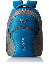 Wildcraft Ace Nylon 21 Ltrs Blue Laptop Bag