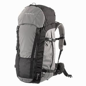 Quechua Forclaz 70 Backpack-Gray