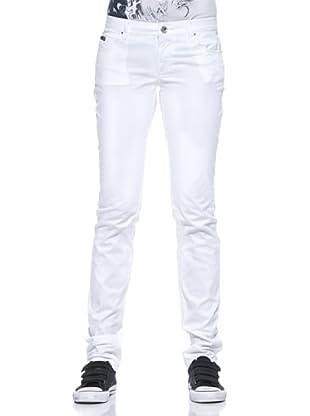 Pantalón Vaquero Ines (Blanco)