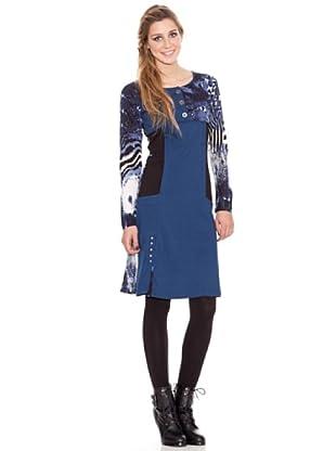 HHG Vestido Eva (Azul)