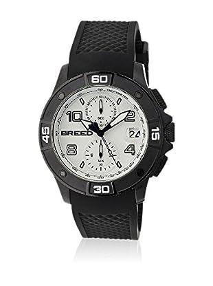 Breed Reloj con movimiento cuarzo japonés Brd5804 Negro 42  mm