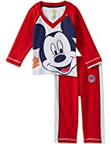 First Baby Boy's Mickey Pyjama