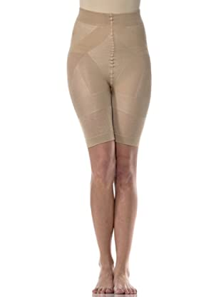 Beautiful Secret Panty Medio Modelador Y Anti Celulítico Con Aloe Vera (Natural)