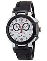 Tissot Analogue White Dial Men's Watch - T0484172703700