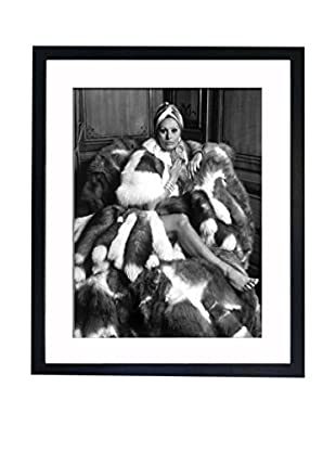 Mazali - Culture Décor Wandbild Sophia Loren