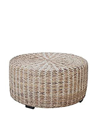 Jeffan Abella Round Coffee Table, Natural